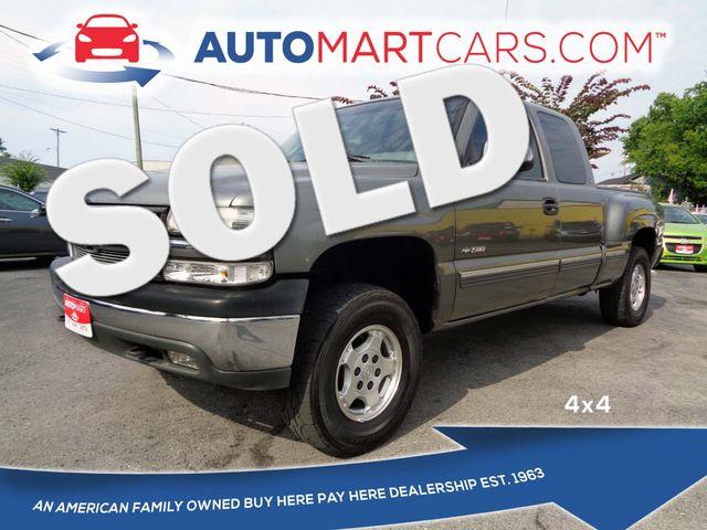 2000 Chevrolet Silverado 1500 LS | Nashville, Tennessee | Auto Mart Used Cars Inc. in Nashville Tennessee