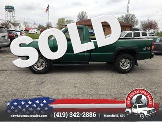 2000 Chevrolet Silverado 2500 in Mansfield, OH 44903