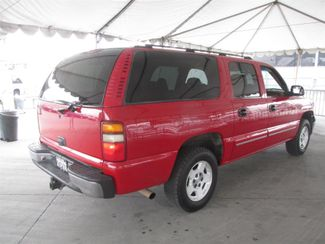 2000 Chevrolet Suburban LS Gardena, California 2