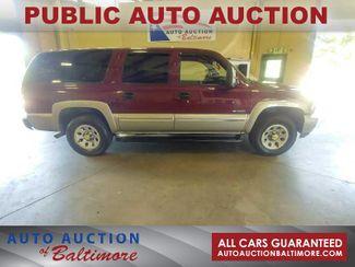 2000 Chevrolet Suburban LS | JOPPA, MD | Auto Auction of Baltimore  in Joppa MD