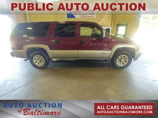 2000 Chevrolet Suburban LS   JOPPA, MD   Auto Auction of Baltimore  in Joppa MD