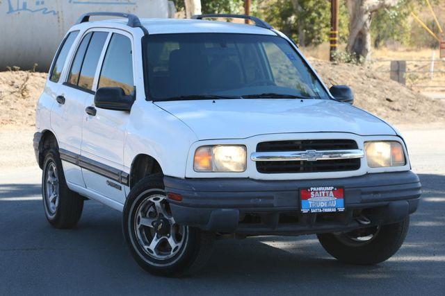 2000 Chevrolet Tracker 4X4 Santa Clarita, CA 3