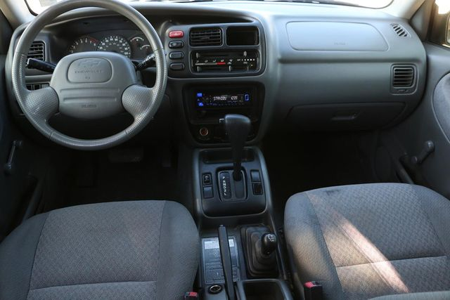 2000 Chevrolet Tracker 4X4 Santa Clarita, CA 7