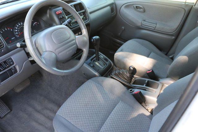 2000 Chevrolet Tracker 4X4 Santa Clarita, CA 8
