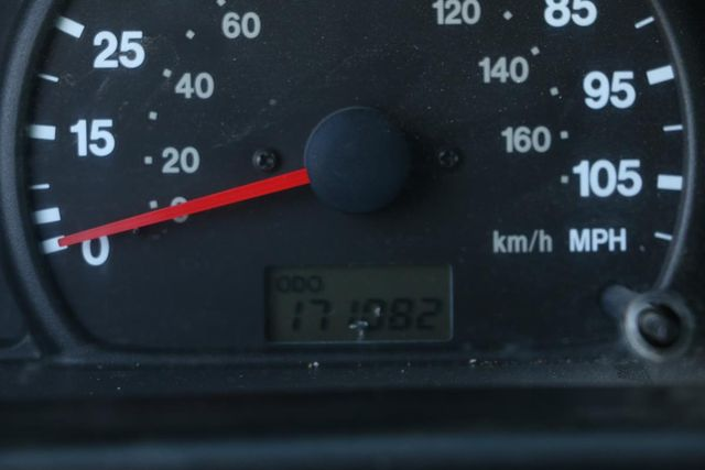 2000 Chevrolet Tracker 4X4 Santa Clarita, CA 20