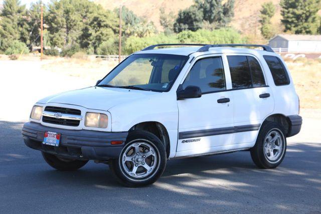 2000 Chevrolet Tracker 4X4 Santa Clarita, CA 1