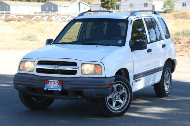 2000 Chevrolet Tracker 4X4 Santa Clarita, CA 4