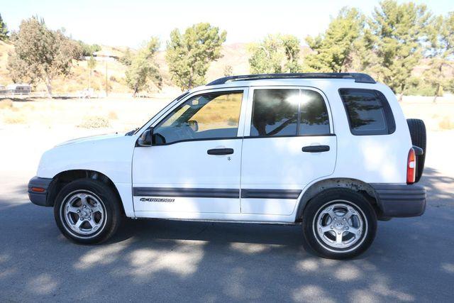 2000 Chevrolet Tracker 4X4 Santa Clarita, CA 11