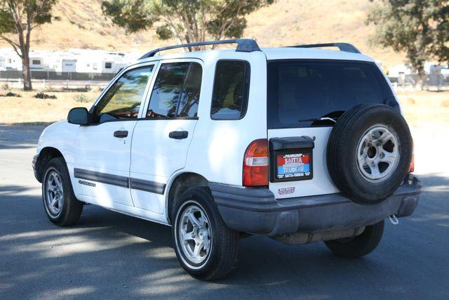 2000 Chevrolet Tracker 4X4 Santa Clarita, CA 5