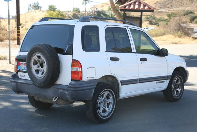 2000 Chevrolet Tracker 4X4 Santa Clarita, CA 6