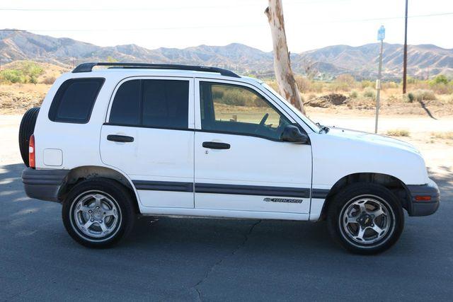 2000 Chevrolet Tracker 4X4 Santa Clarita, CA 12