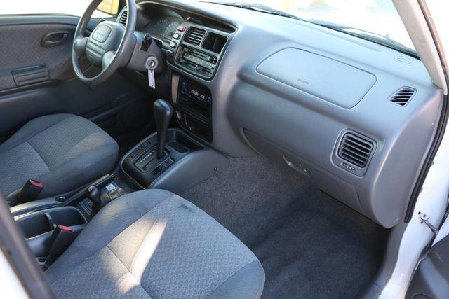 2000 Chevrolet Tracker 4X4 Santa Clarita, CA 9