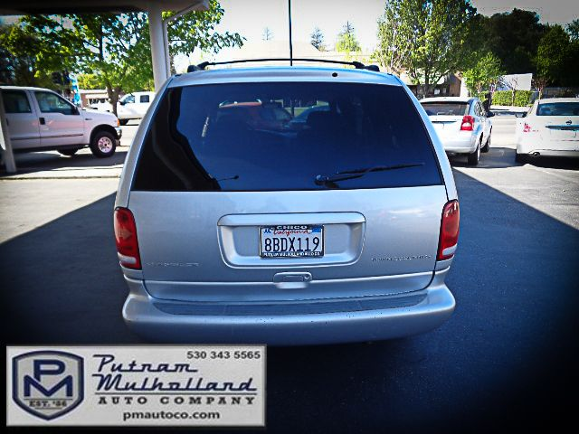 2000 Chrysler Town & Country LX Chico, CA 5