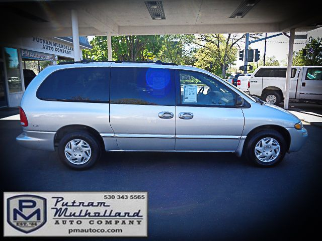 2000 Chrysler Town & Country LX Chico, CA 7