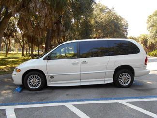 2000 Chrysler Town & Country Lx Wheelchair Van Handicap Ramp Van Pinellas Park, Florida 1