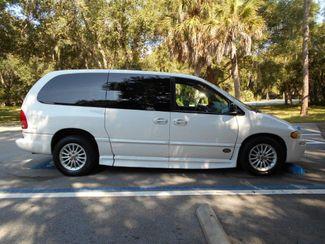 2000 Chrysler Town & Country Lx Wheelchair Van Handicap Ramp Van Pinellas Park, Florida 2