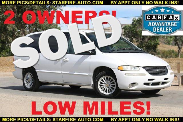 2000 Chrysler Town & Country LX Santa Clarita, CA 0