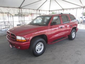 2000 Dodge Durango Gardena, California 0