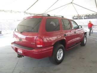 2000 Dodge Durango Gardena, California 2