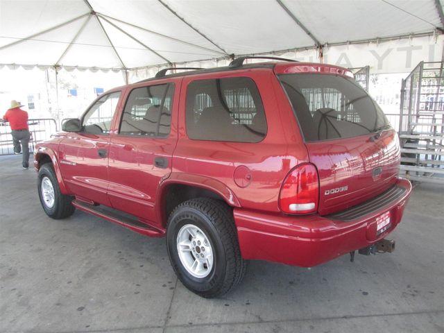 2000 Dodge Durango Gardena, California 1