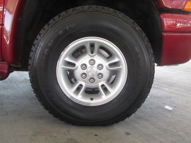 2000 Dodge Durango Gardena, California 13