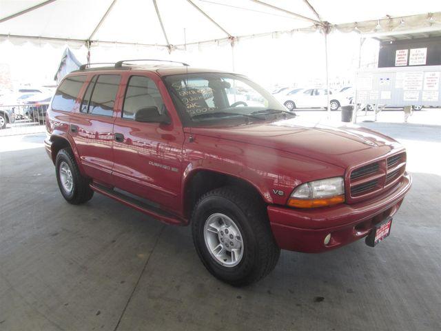 2000 Dodge Durango Gardena, California 3