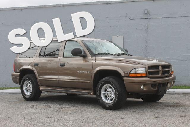 2000 Dodge Durango SLT Hollywood, Florida