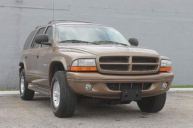 2000 Dodge Durango SLT Hollywood, Florida 50