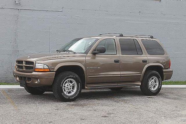 2000 Dodge Durango SLT Hollywood, Florida 23