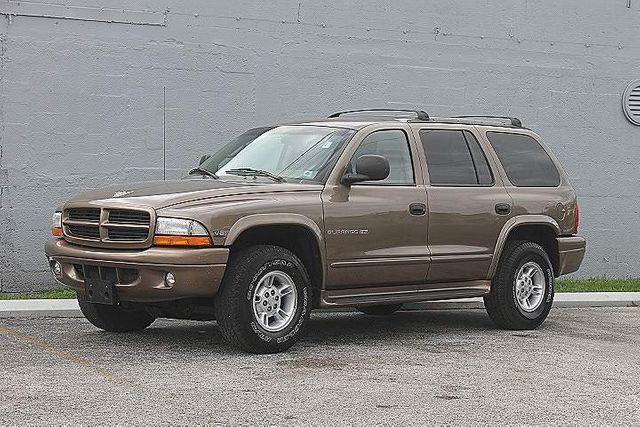 2000 Dodge Durango SLT Hollywood, Florida 10