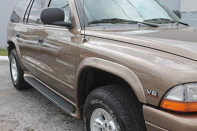 2000 Dodge Durango SLT Hollywood, Florida 2