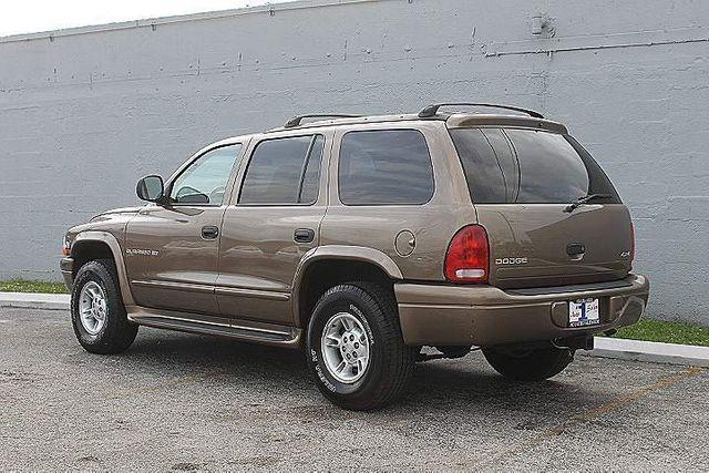 2000 Dodge Durango SLT Hollywood, Florida 7