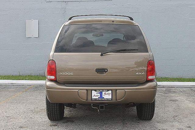 2000 Dodge Durango SLT Hollywood, Florida 58