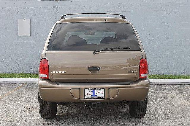 2000 Dodge Durango SLT Hollywood, Florida 6