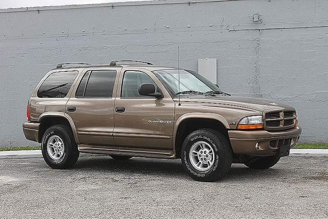 2000 Dodge Durango SLT Hollywood, Florida 22