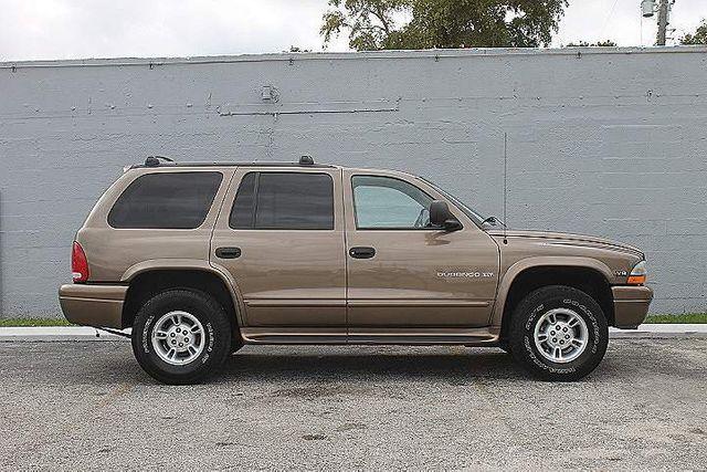 2000 Dodge Durango SLT Hollywood, Florida 3