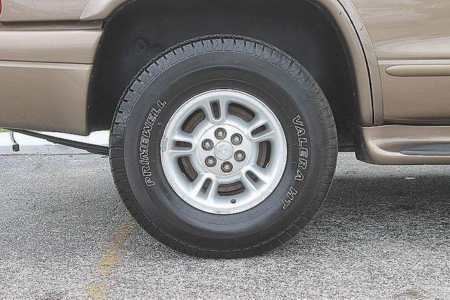 2000 Dodge Durango SLT Hollywood, Florida 48