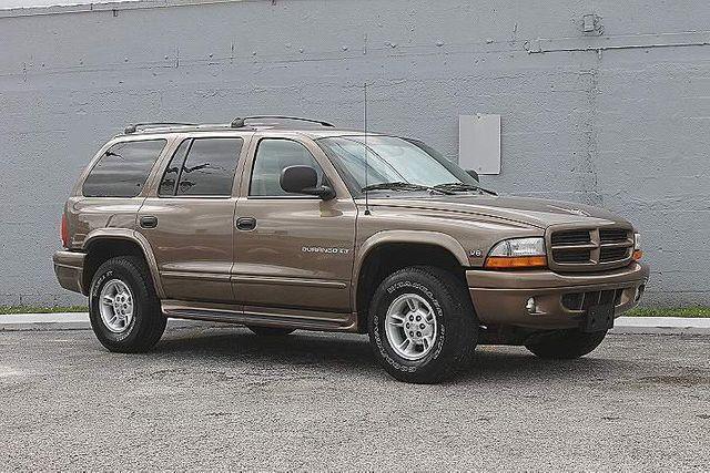 2000 Dodge Durango SLT Hollywood, Florida 43