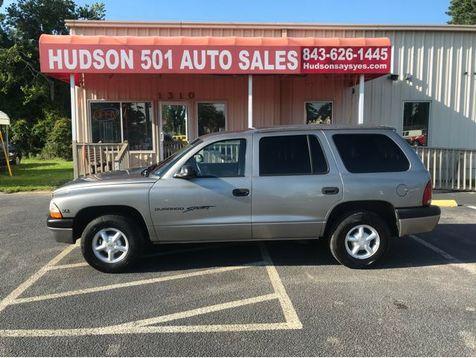 2000 Dodge Durango 2WD   Myrtle Beach, South Carolina   Hudson Auto Sales in Myrtle Beach, South Carolina