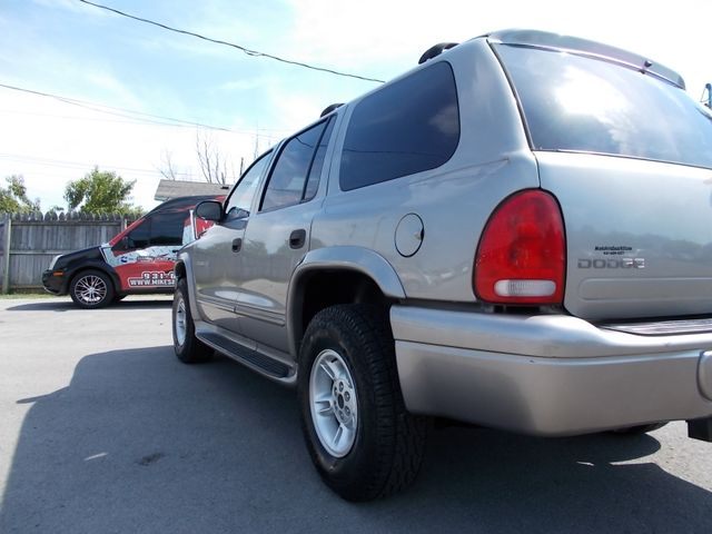 2000 Dodge Durango Shelbyville, TN 3