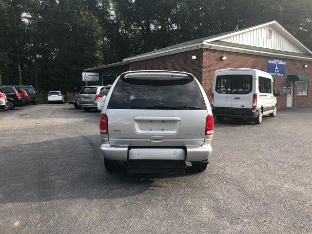 2000 Dodge Grand Caravan handicap wheelchair accessible van Dallas, Georgia 4