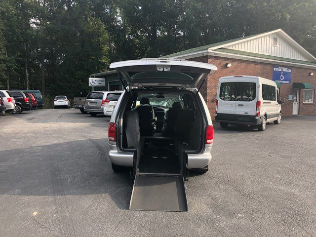 2000 Dodge Grand Caravan handicap wheelchair accessible van Dallas, Georgia 1
