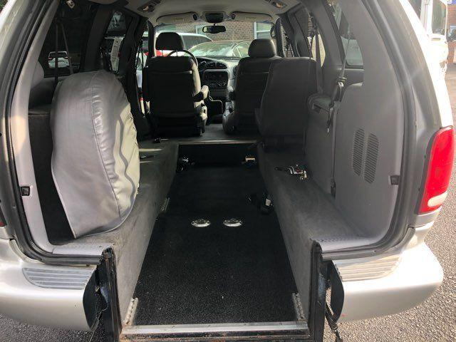 2000 Dodge Grand Caravan handicap wheelchair accessible van Dallas, Georgia 2
