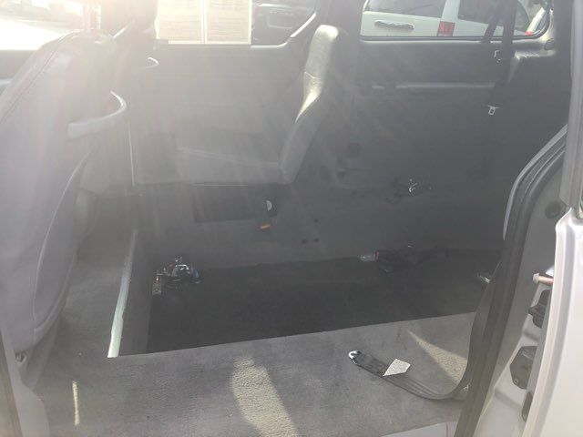 2000 Dodge Grand Caravan handicap wheelchair accessible van Dallas, Georgia 8