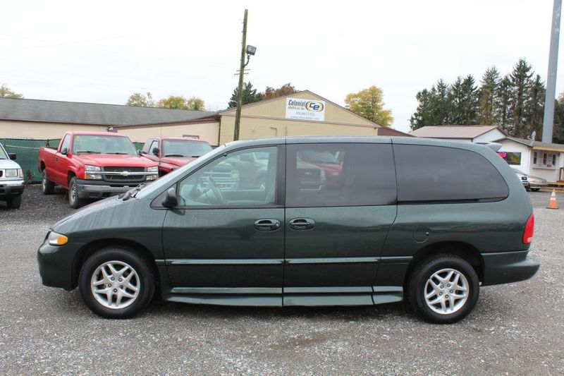 2000 Dodge Grand Caravan SE  city MD  South County Public Auto Auction  in Harwood, MD