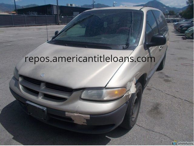 2000 Dodge Grand Caravan SE Salt Lake City, UT