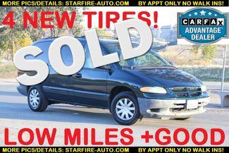 2000 Dodge Grand Caravan SE Santa Clarita, CA