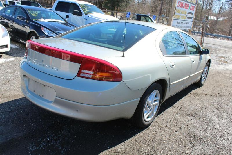 2000 Dodge Intrepid Base  city MD  South County Public Auto Auction  in Harwood, MD