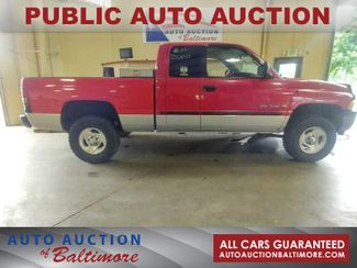 2000 Dodge Ram 1500  | JOPPA, MD | Auto Auction of Baltimore  in Joppa MD