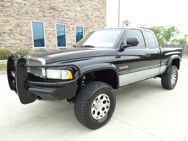 2000 Dodge Ram 2500 Manual Transmission